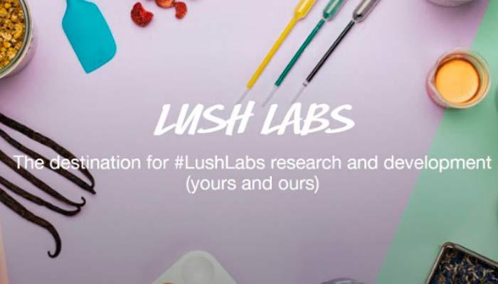 Lush Labs: Los fans de Lush deciden qué nuevos productos llegarán a sus tiendas para quedarse