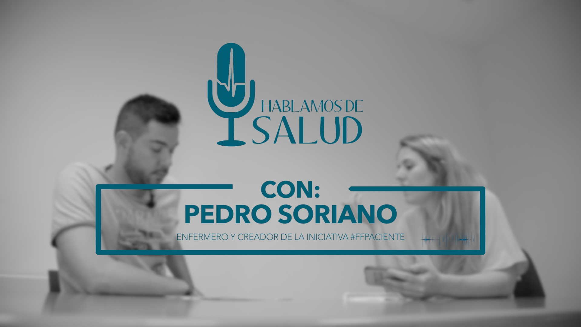 """Pedro Soriano (#FFpaciente): """"El paciente es nuestra más valiosa oportunidad de mejora"""""""